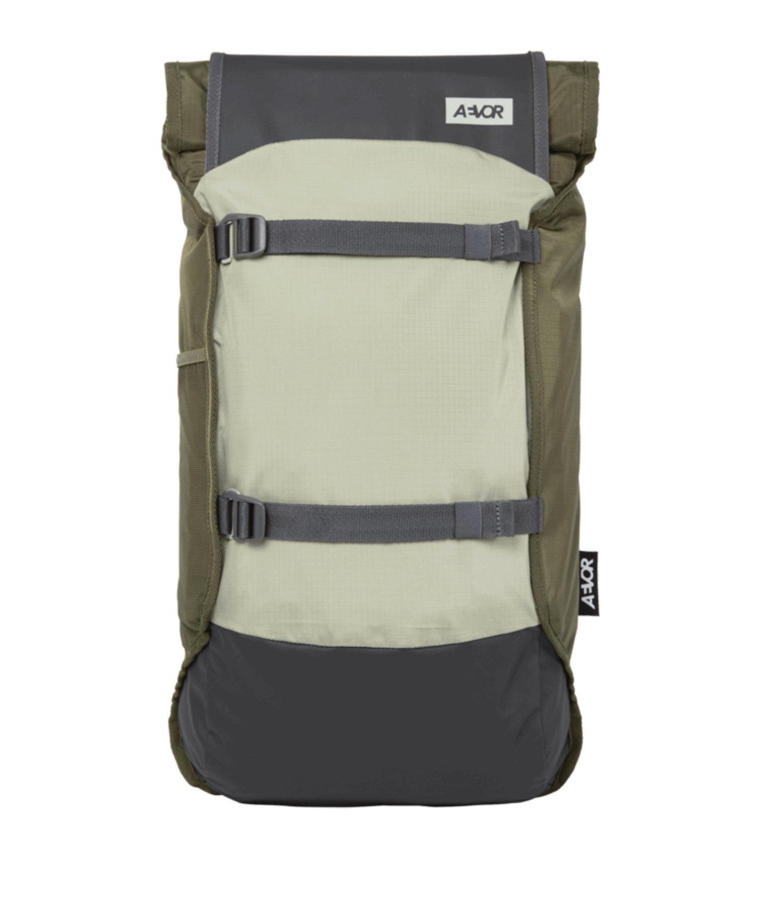 AEVOR Backpack Trip Pack Rucksack Grün F255A - gruen