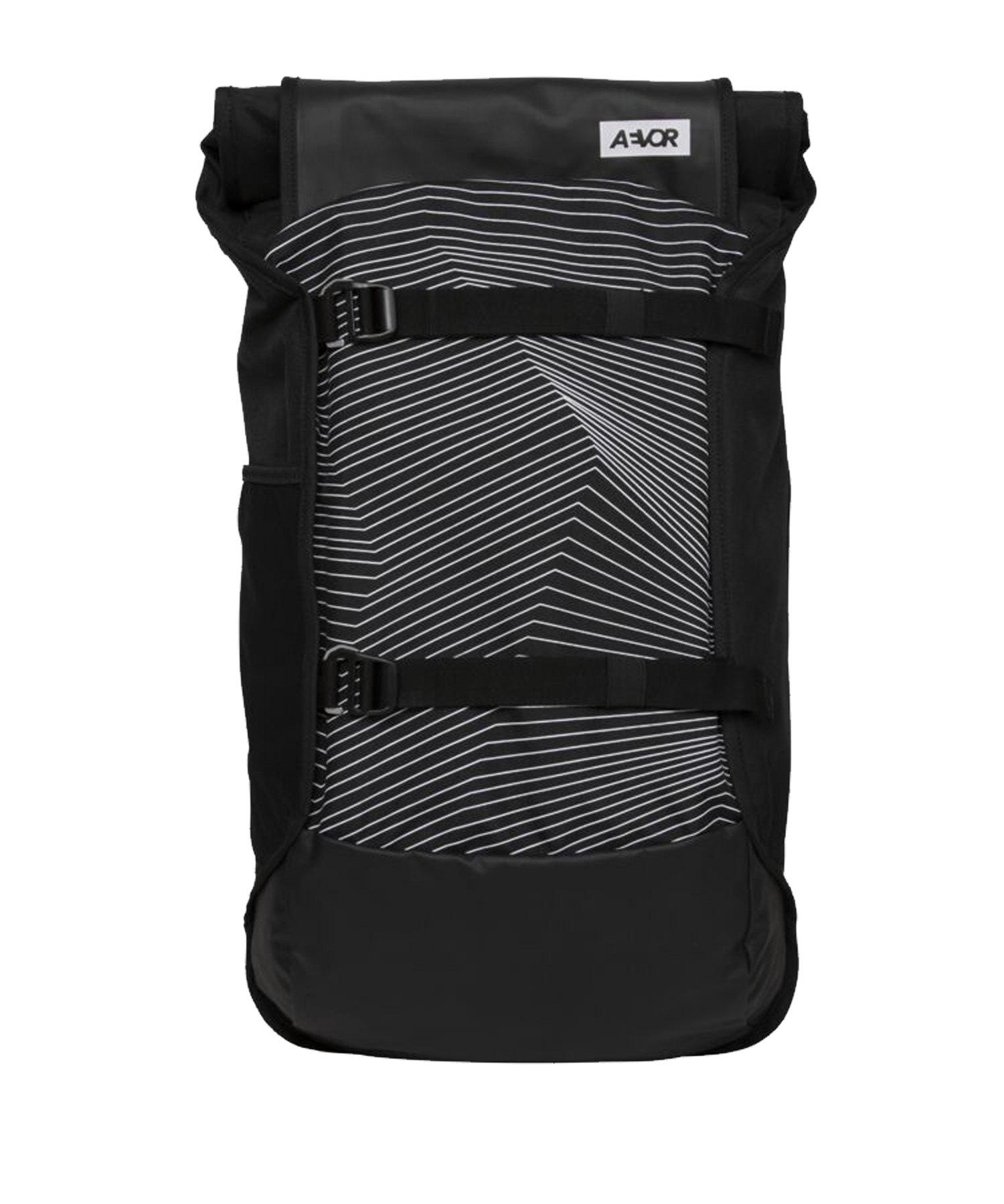 AEVOR Backpack Trip Pack Rucksack Schwarz F9H0 - schwarz