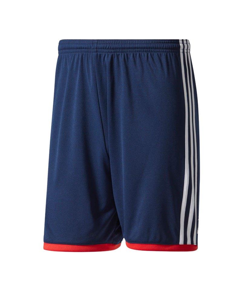 adidas Away Short FC Bayern München 2017/2018 - blau