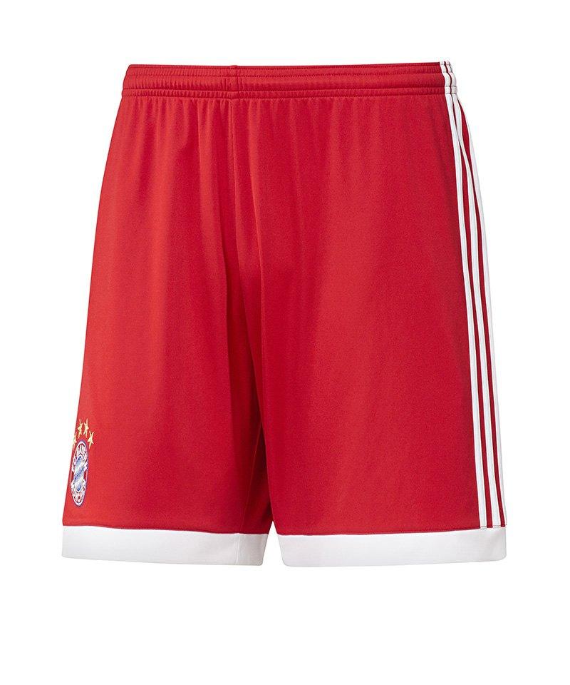 adidas Home Short Kinder FC Bayern München 2017/2018 - rot