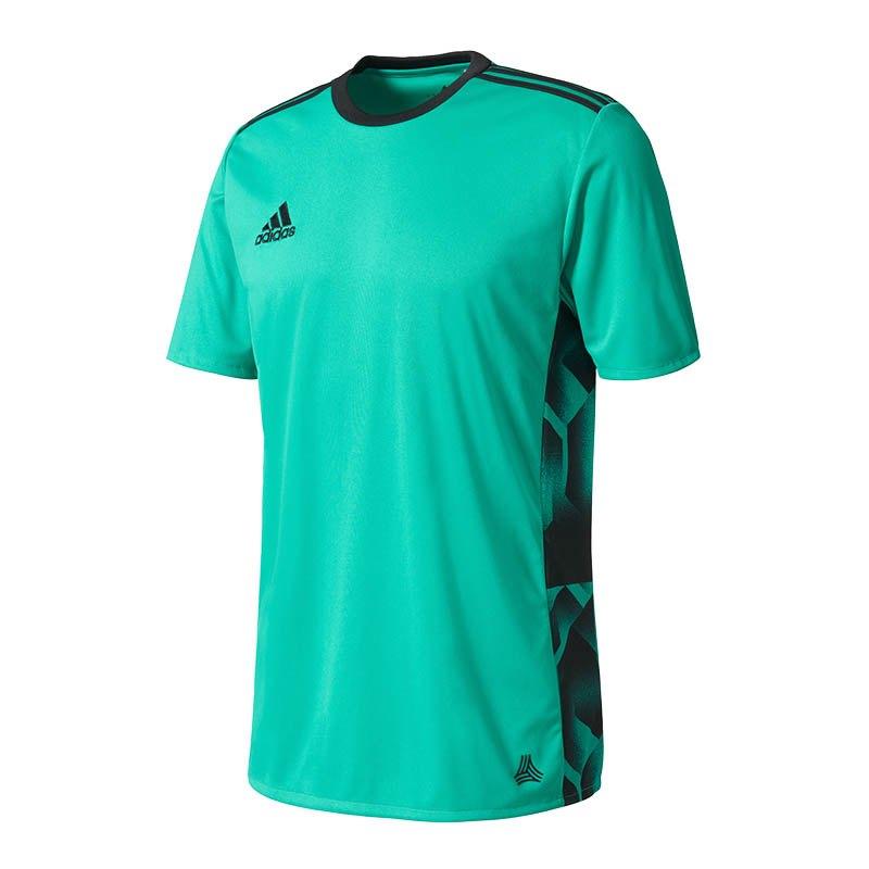 adidas T-Shirt Tanc Training Tee Grün - gruen