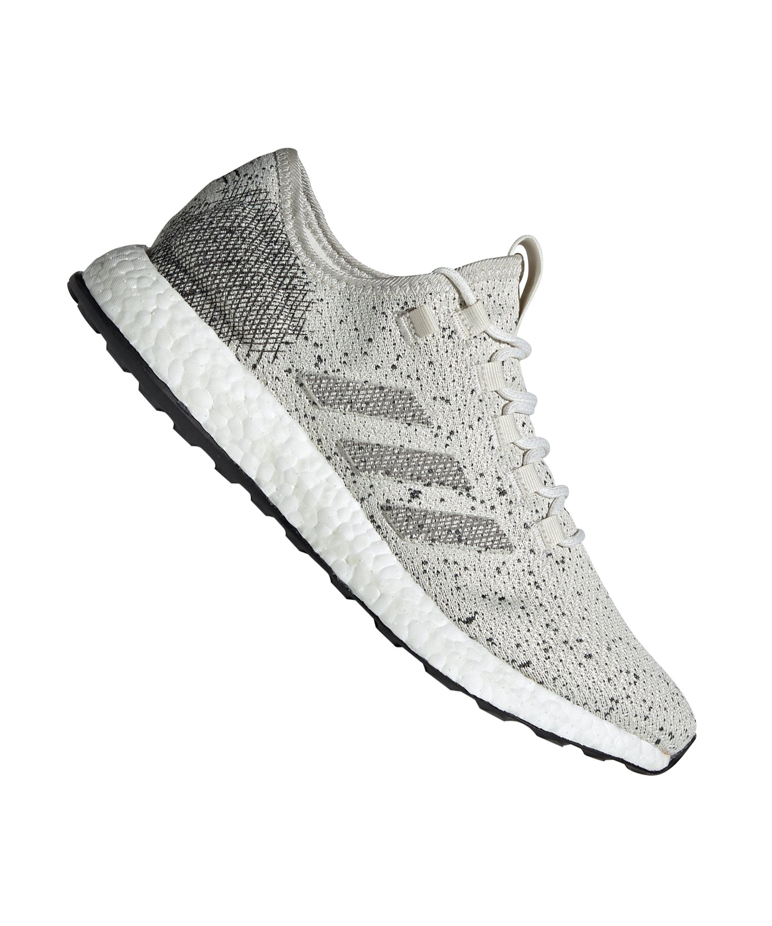 adidas Pure Boost Running Weiss - weiss