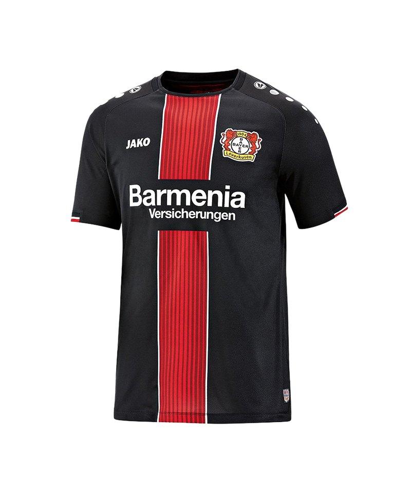 Jako Bayer 04 Leverkusen Trikot Home 2018/2019 Kids F08 - schwarz