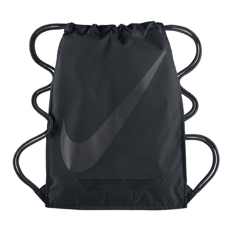 Nike Sportbeutel FB Gymsack 3.0 Schwarz F001 - schwarz