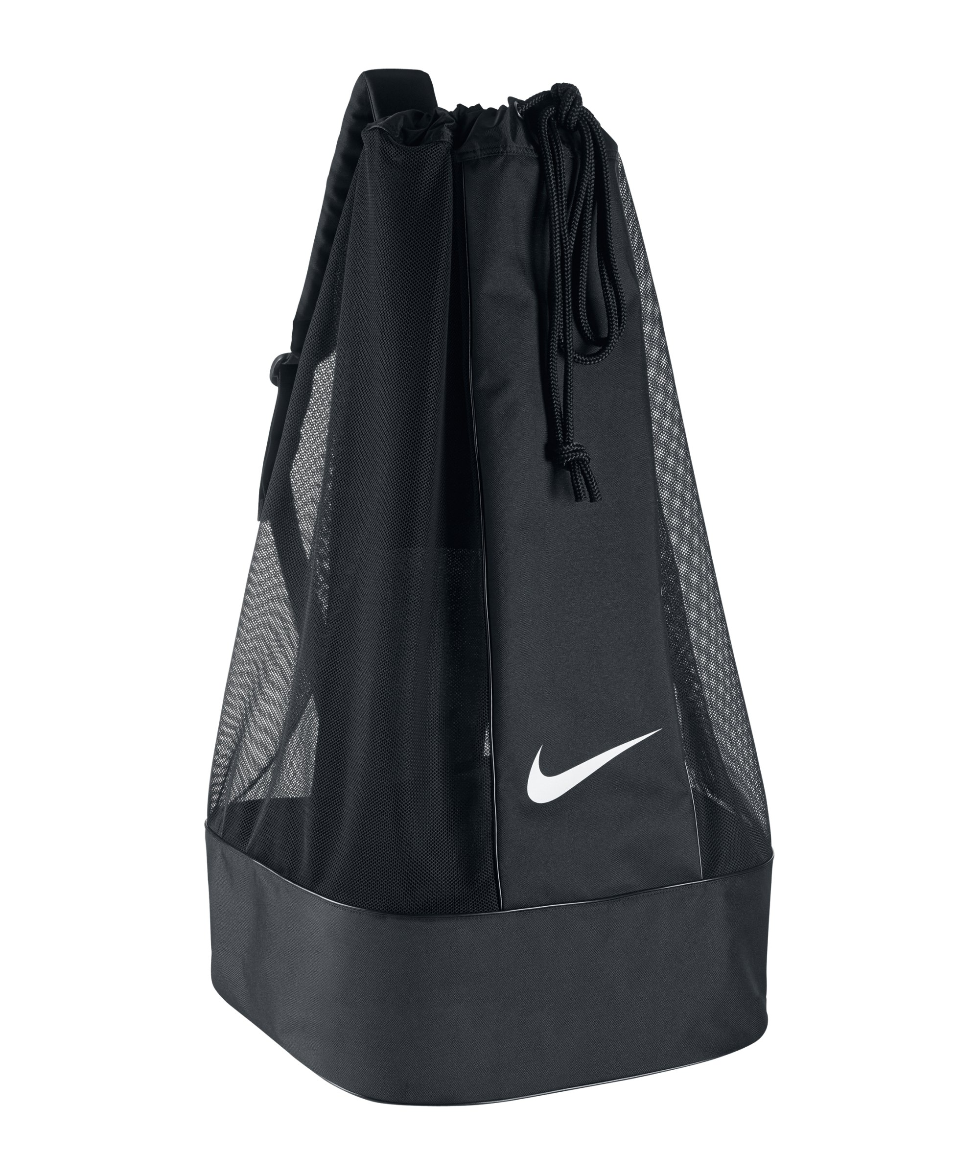 Nike Ballsack Club Team Swoosh Ball Bag F010 - schwarz
