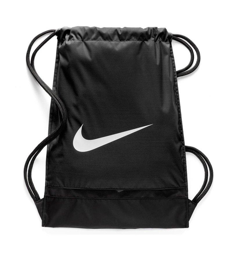 Nike Sportbeutel Brasilia Training Gymsack F010 - schwarz