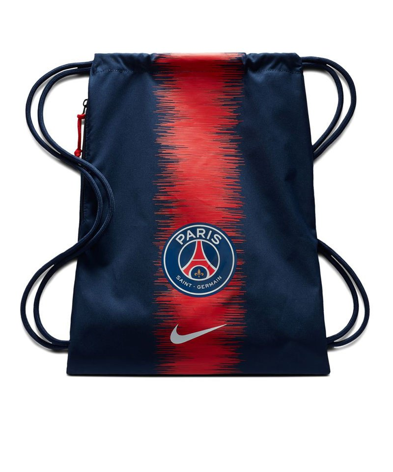 Nike Paris St. Germain Stadium Gymsack Blau F421 - blau