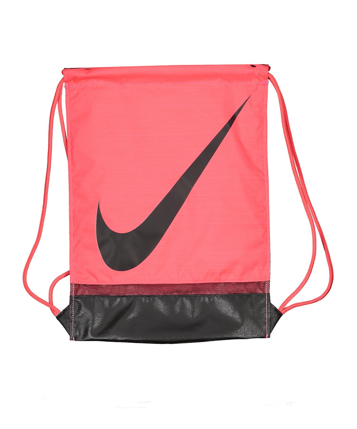 Nike Football Gymsack Sportbeutel Rot F610 - rot