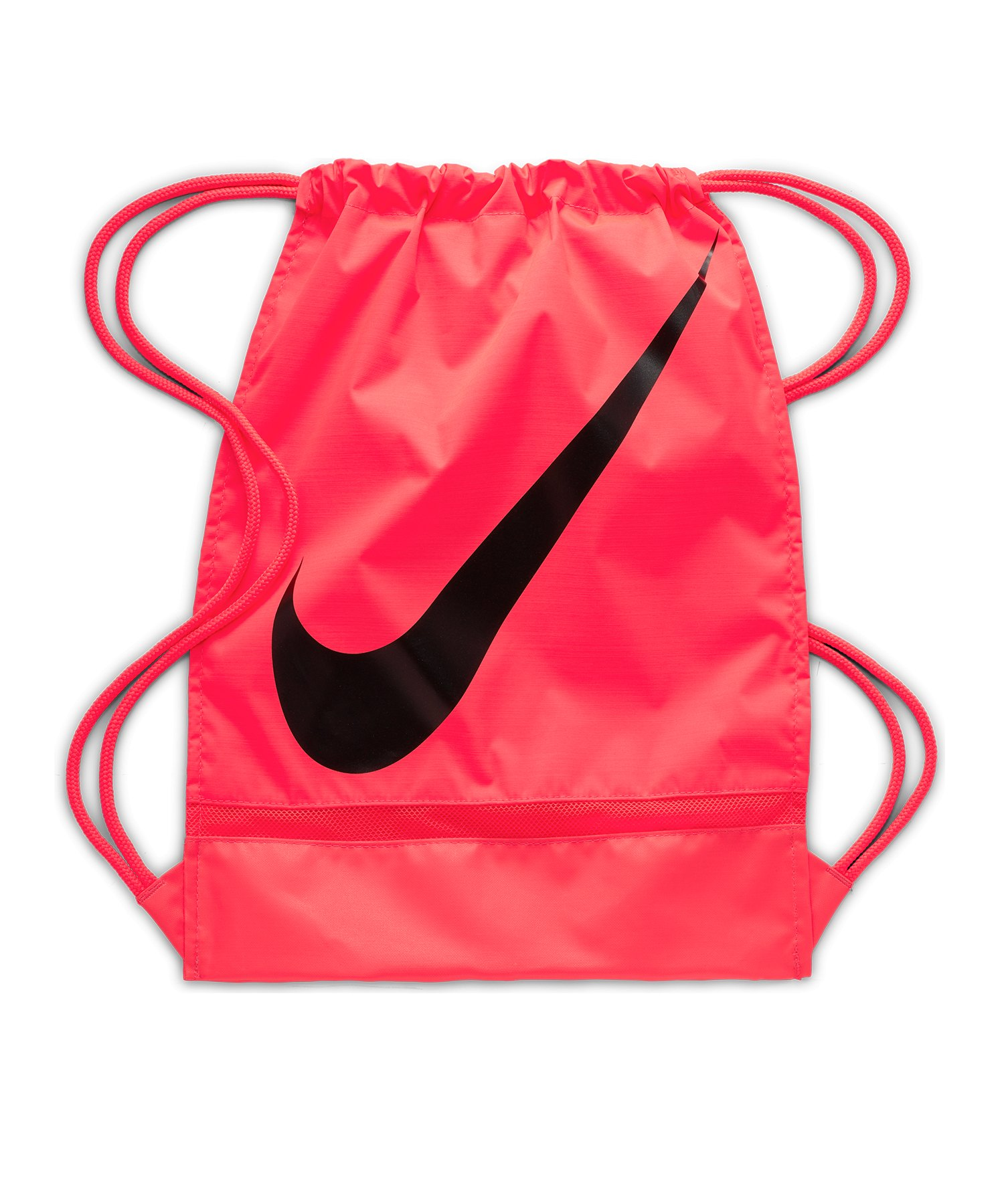 Nike Football Gymsack Sportbeutel Rot F644 - rot