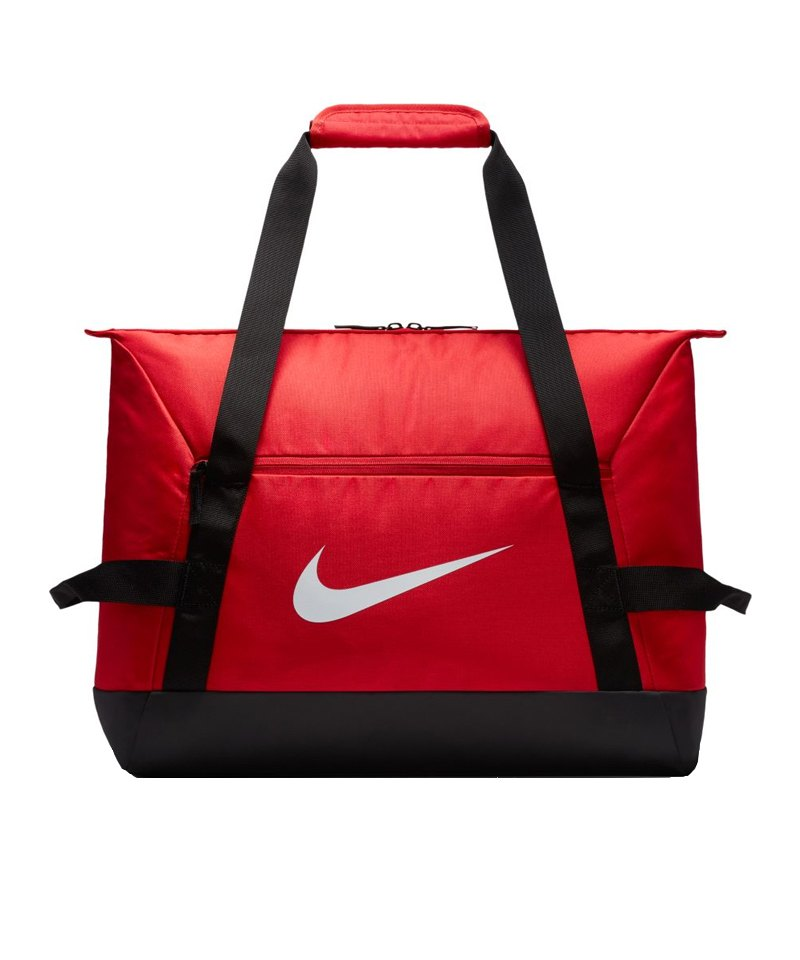Nike Academy Team Duffel Bag Tasche Small F657 - rot