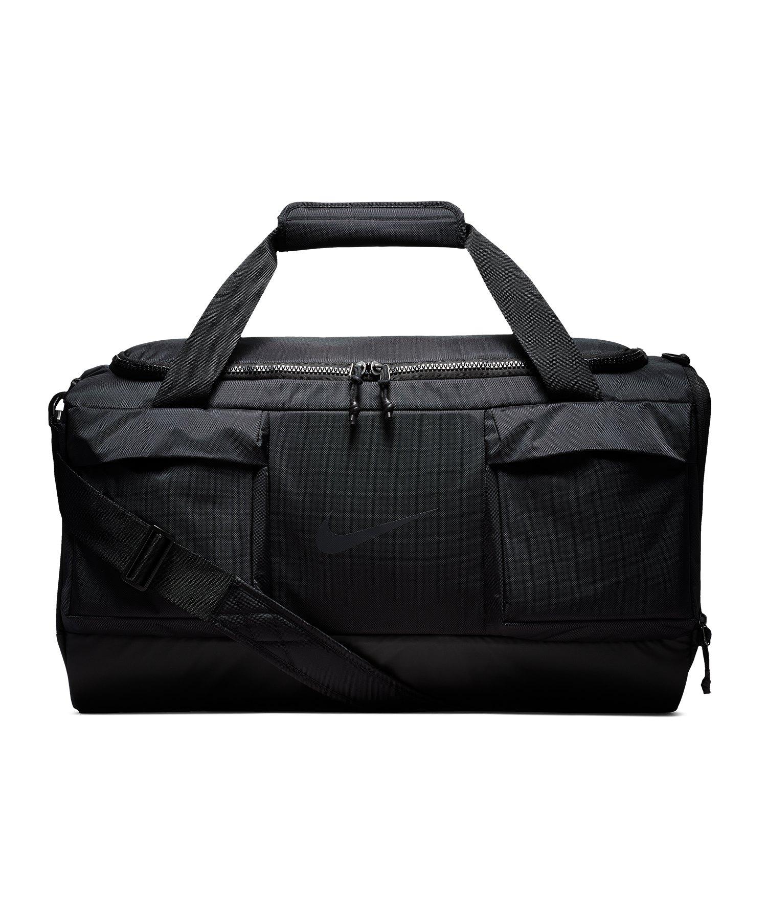 Nike Vapor Power Duffel Tasche Medium Schwarz F010 - schwarz