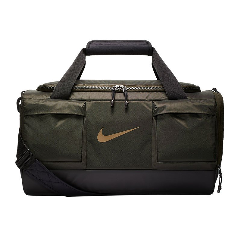 Nike Vapor Power Duffel Tasche Small Grün F355 - gruen