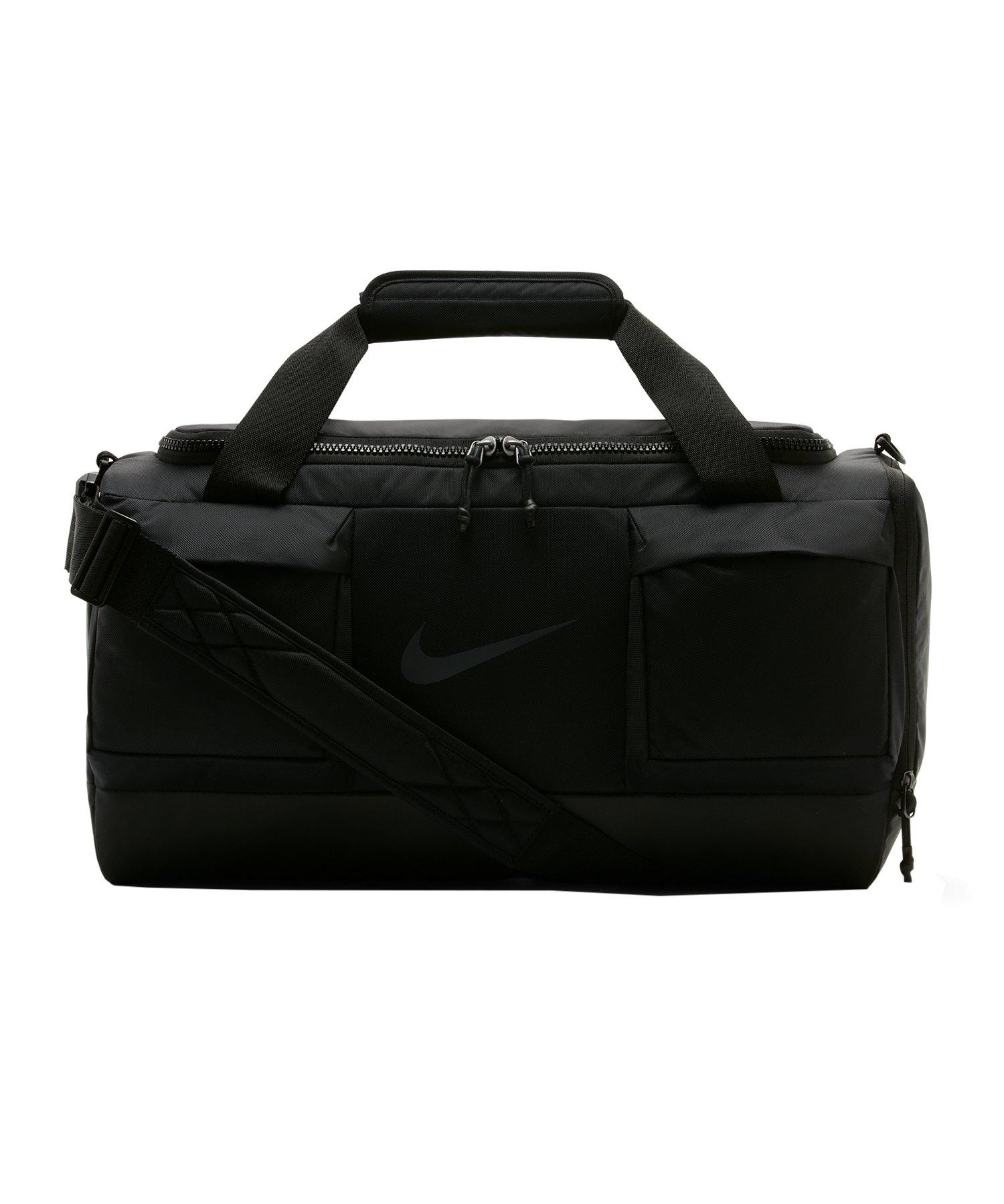 Nike Vapor Power Duffel Tasche Small Schwarz F010 - schwarz