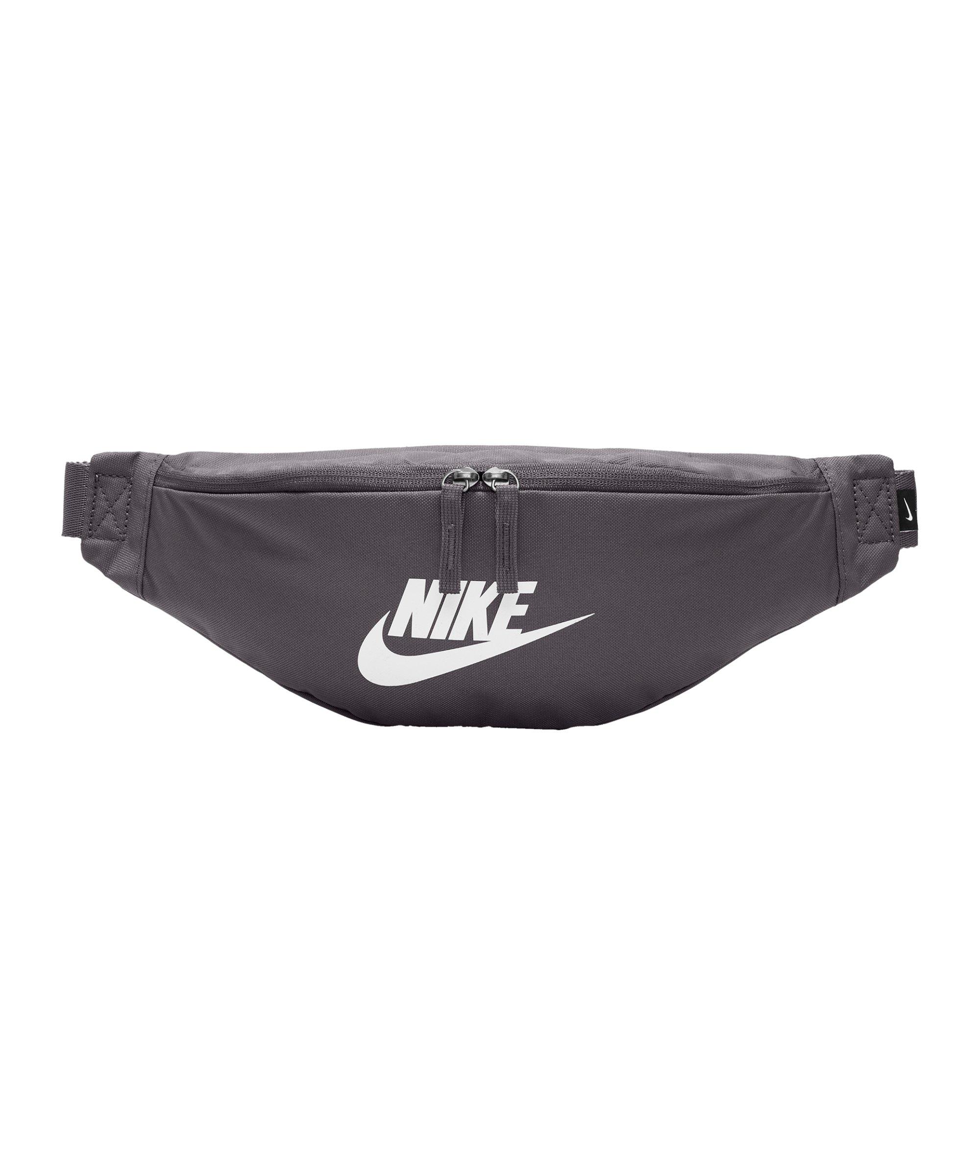 Nike Heritage Hip Pack Grau F082 - grau
