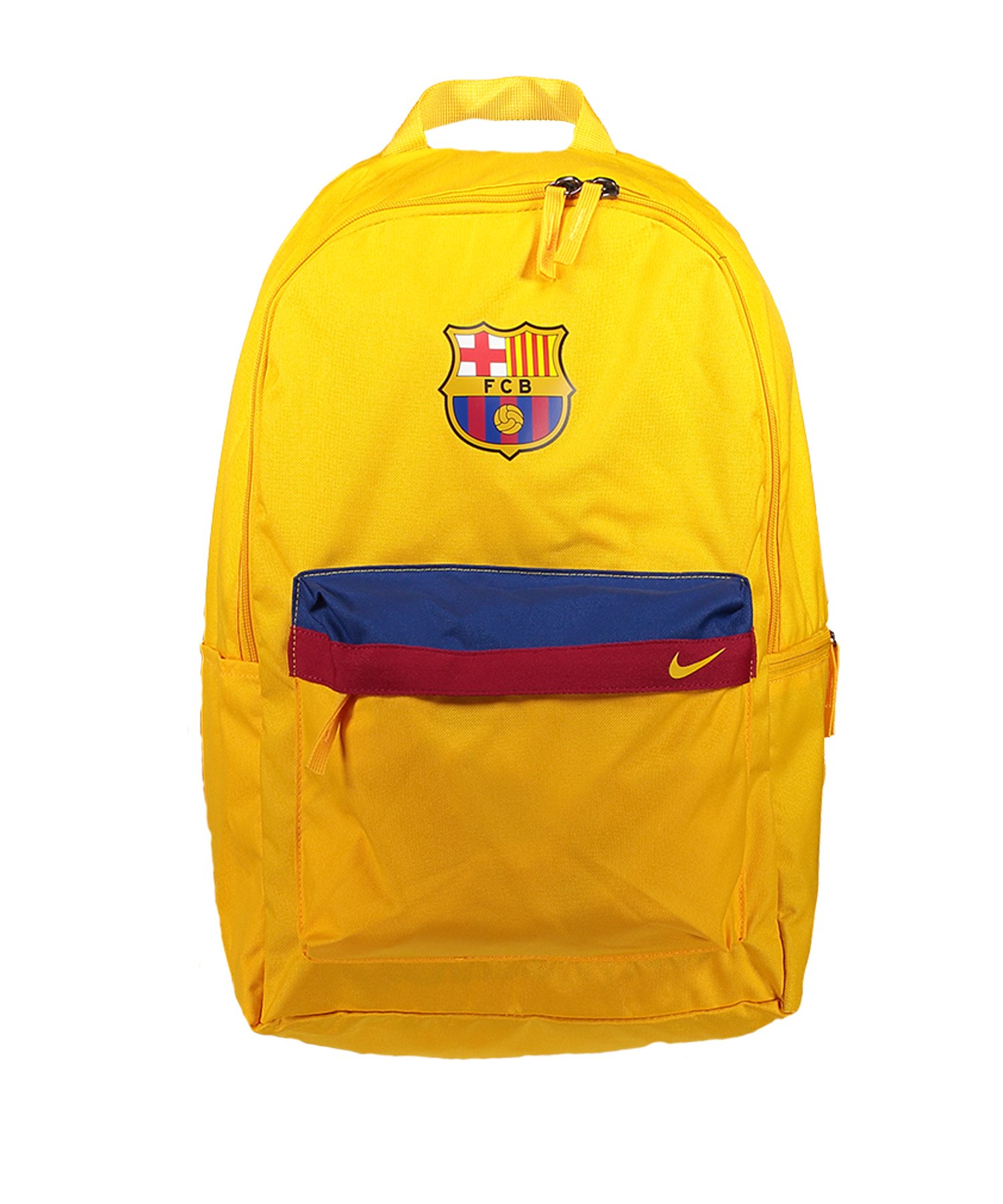 Nike FC Barcelona Stadium Rucksack Gold F739 - gelb