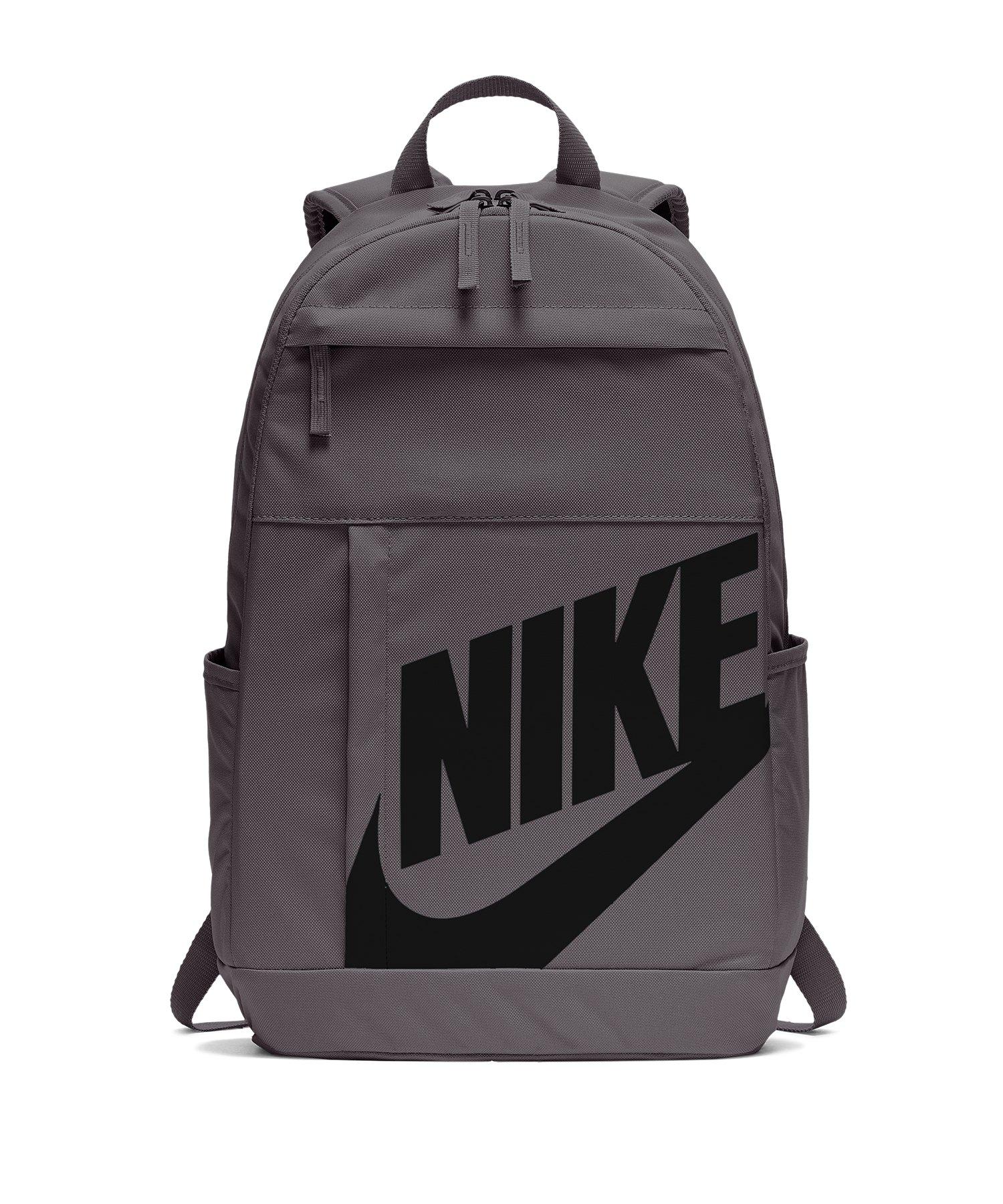Nike Elemental 2.0 Backpack Rucksack Grau F083 - grau