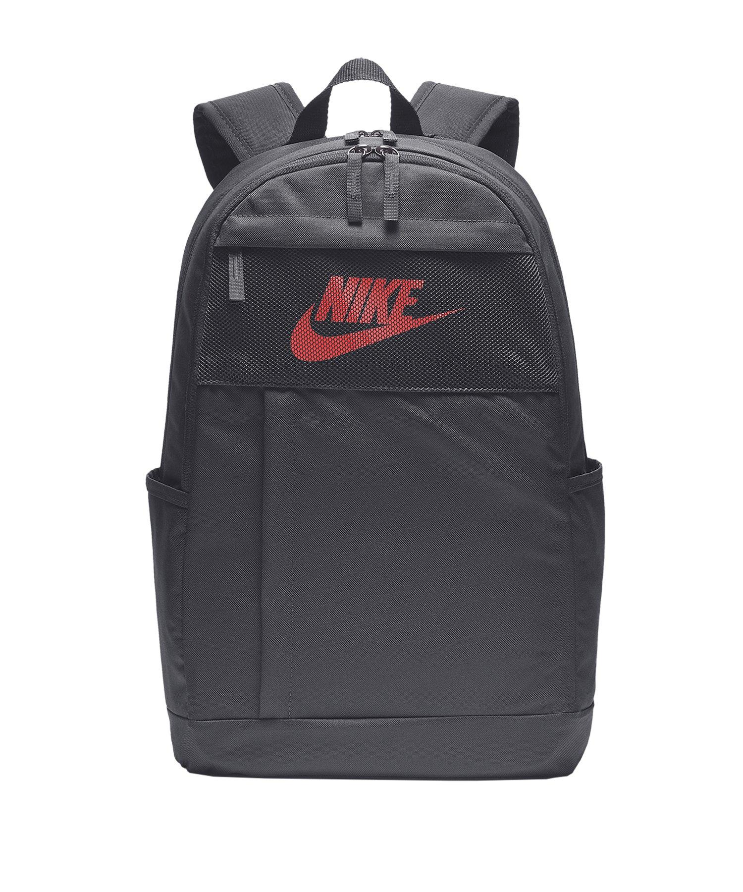 Nike Element 2.0 Rucksack Grau F070 - schwarz