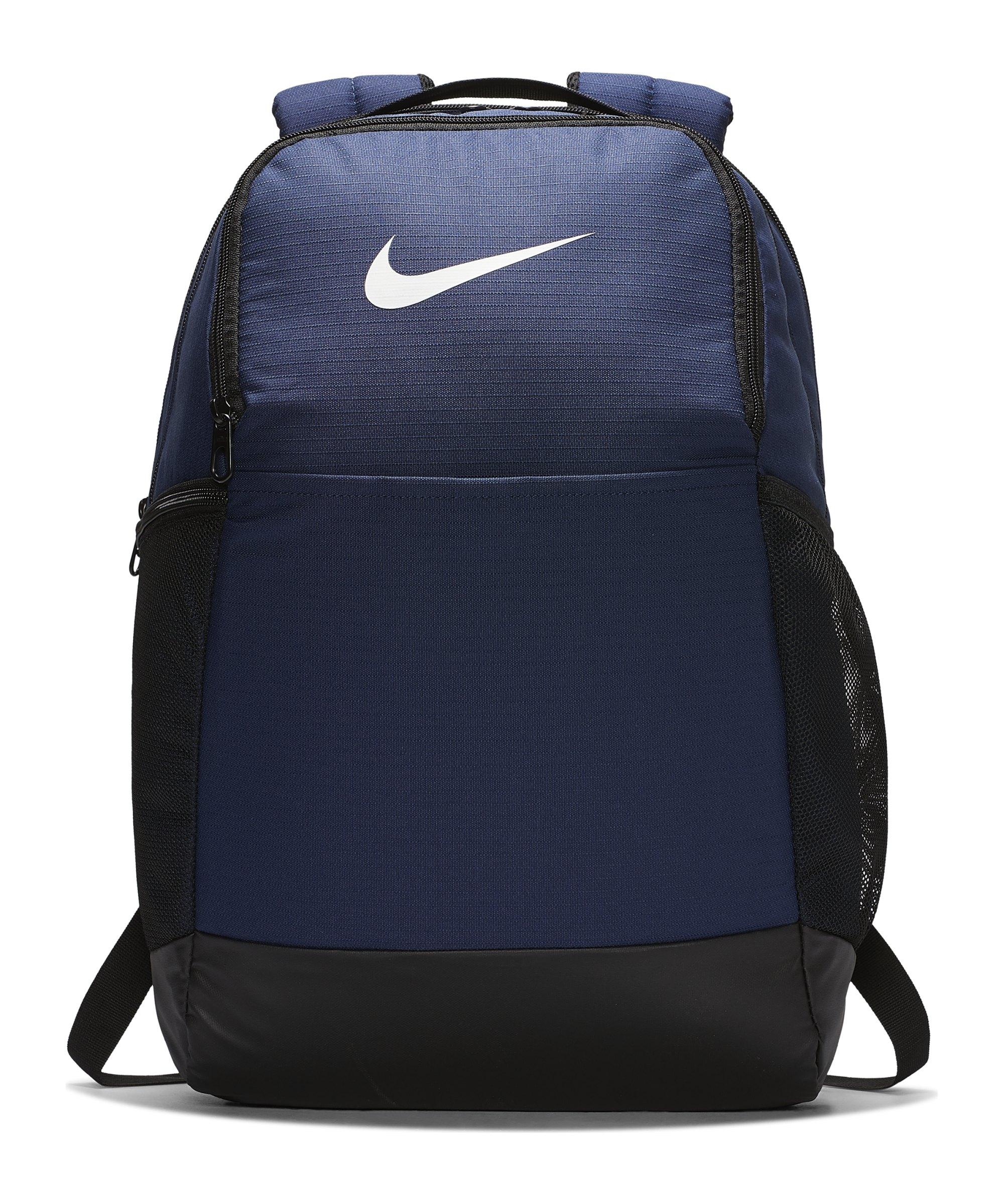 Nike Brasilia Training Rucksack Blau F410 - blau