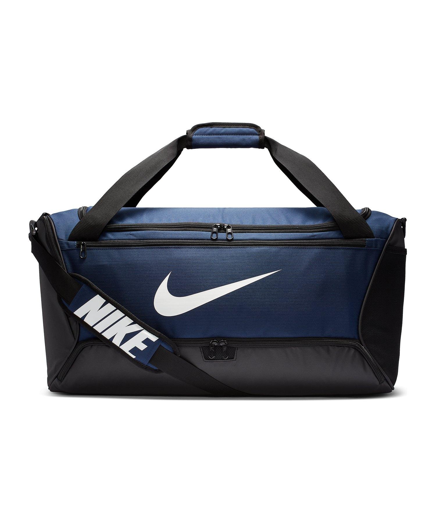 Nike Brasilia Duffel Bag Tasche Medium Blau F410 - blau