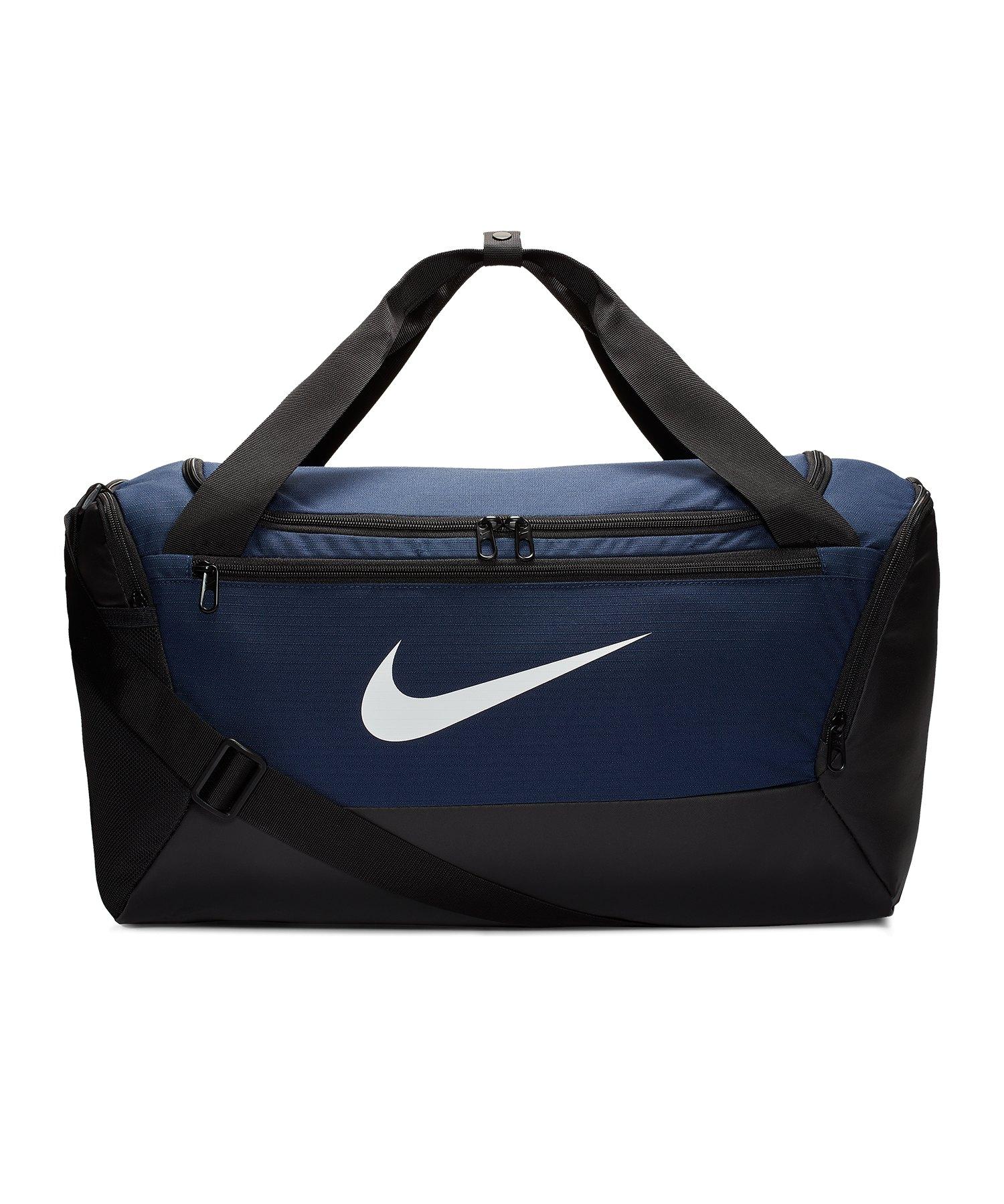 Nike Brasilia Duffel Bag Tasche Small Blau F410 - blau