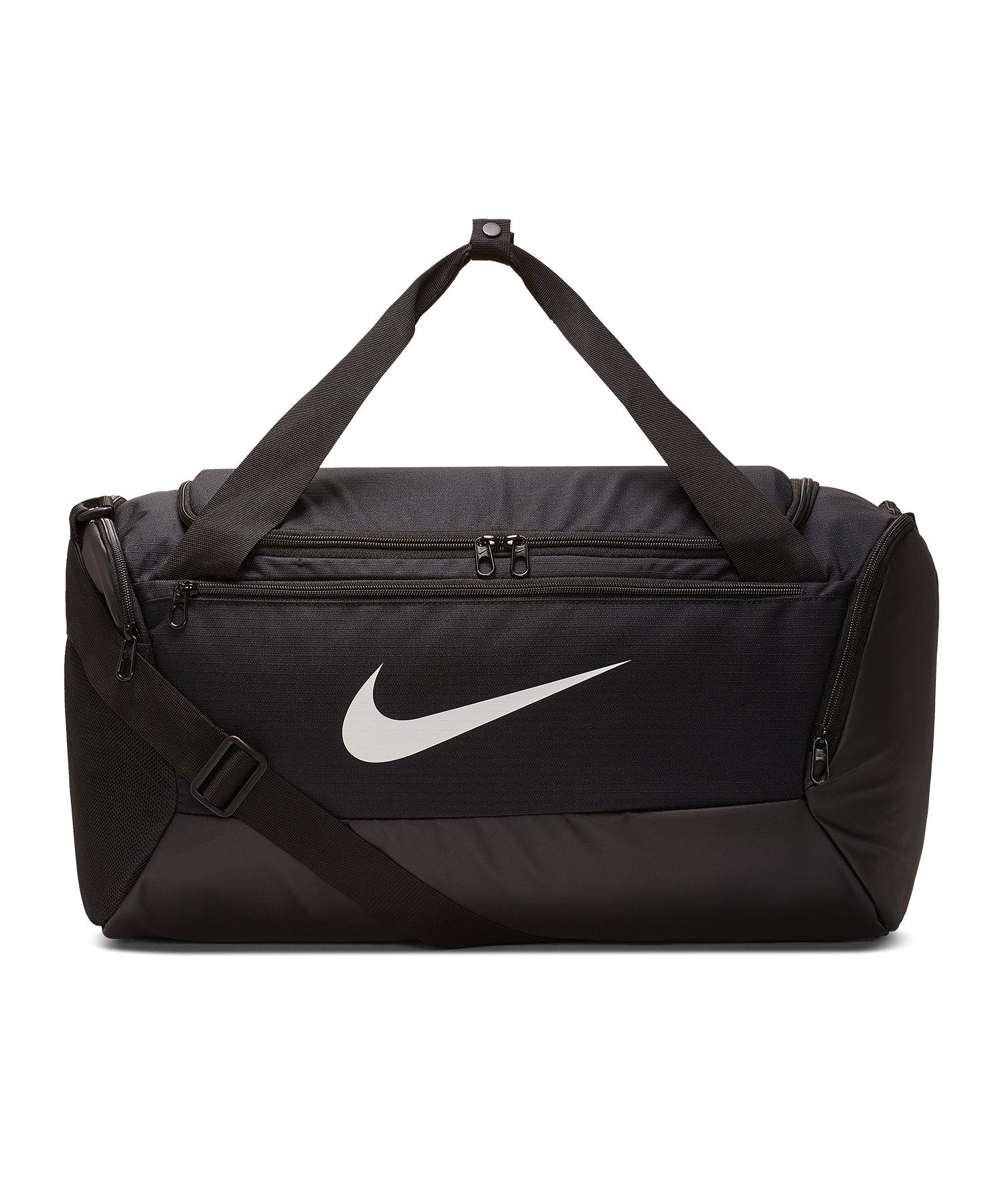 Nike Brasilia Duffel Bag Tasche Small Schwarz F010 - schwarz