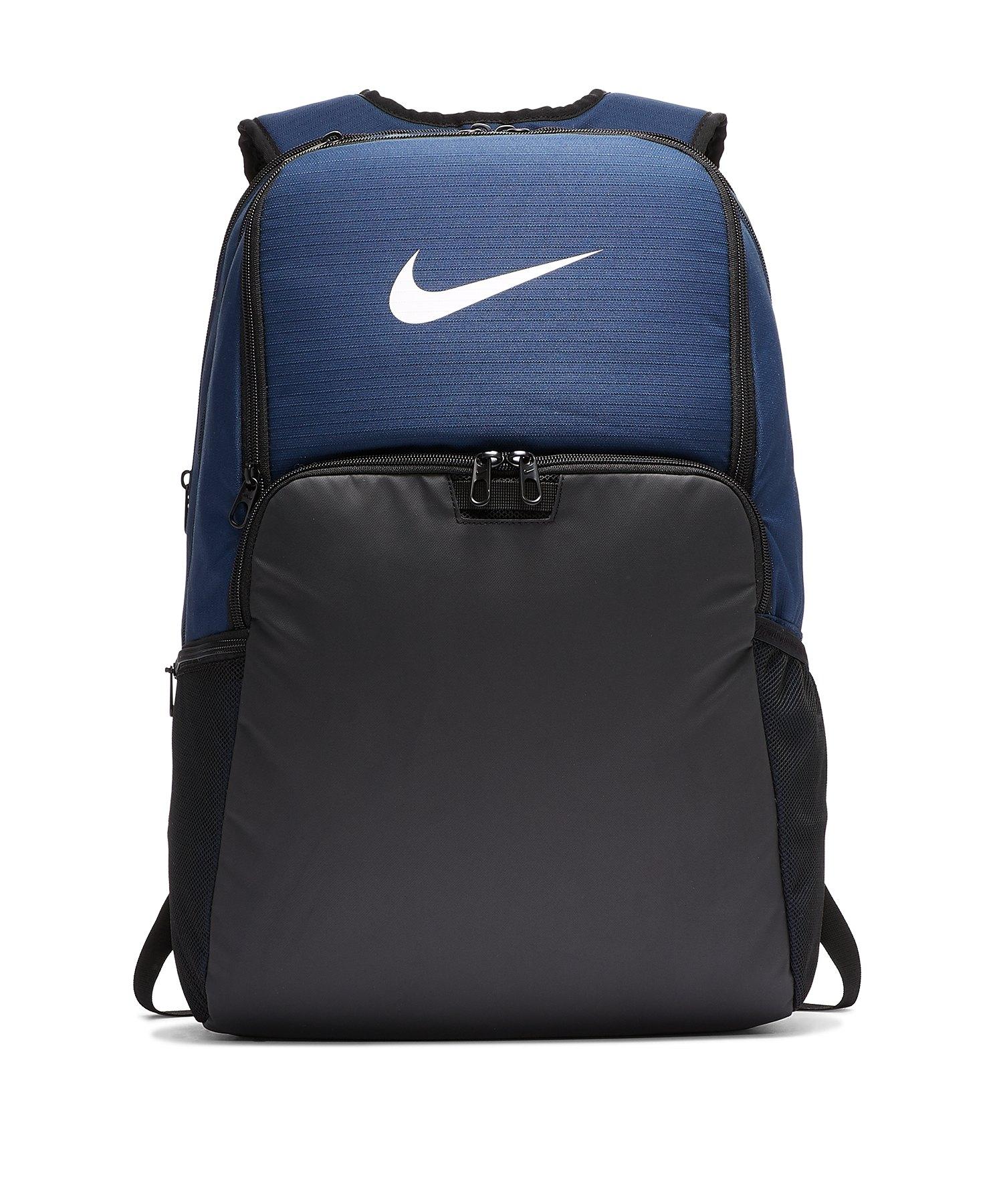 Nike Brasilia 9.0 Backpack Rucksack Blau F410 - blau