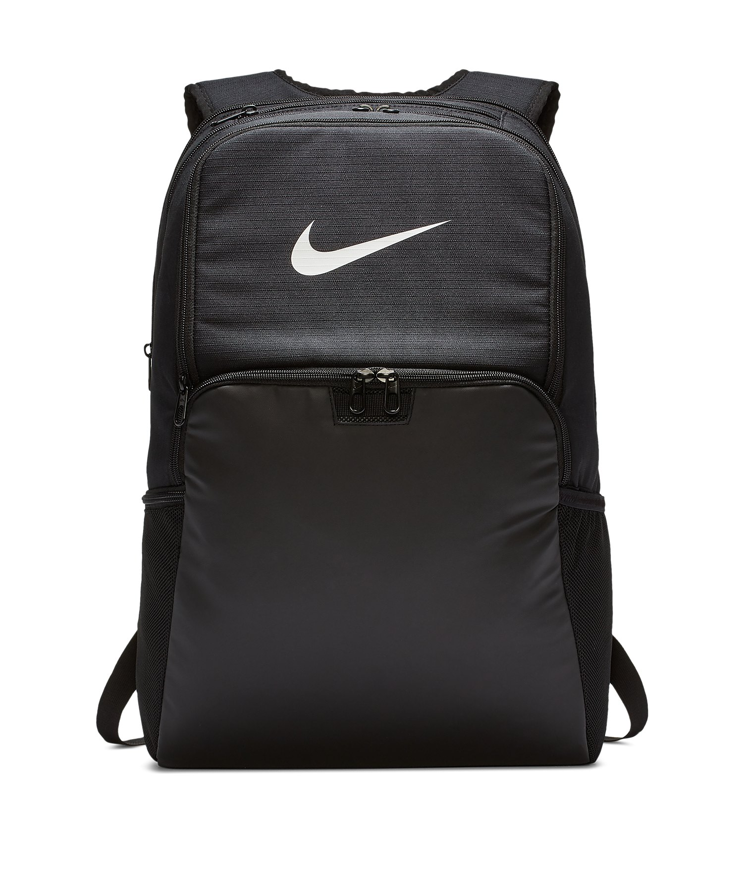 Nike Brasilia 9.0 Backpack Rucksack Schwarz F010 - schwarz