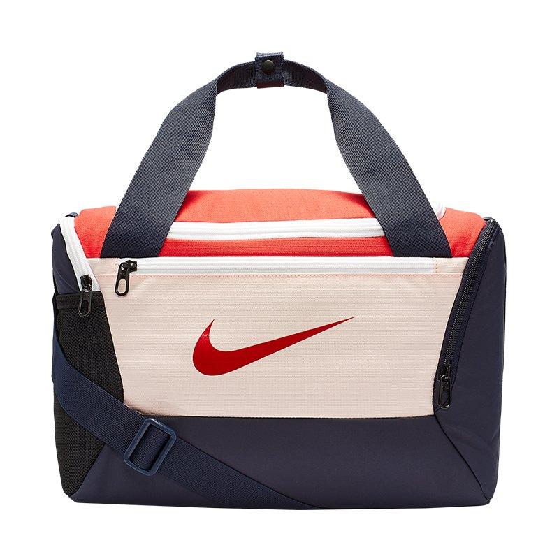 Nike Brasilia Training Tasche Small Rot F682 - rot