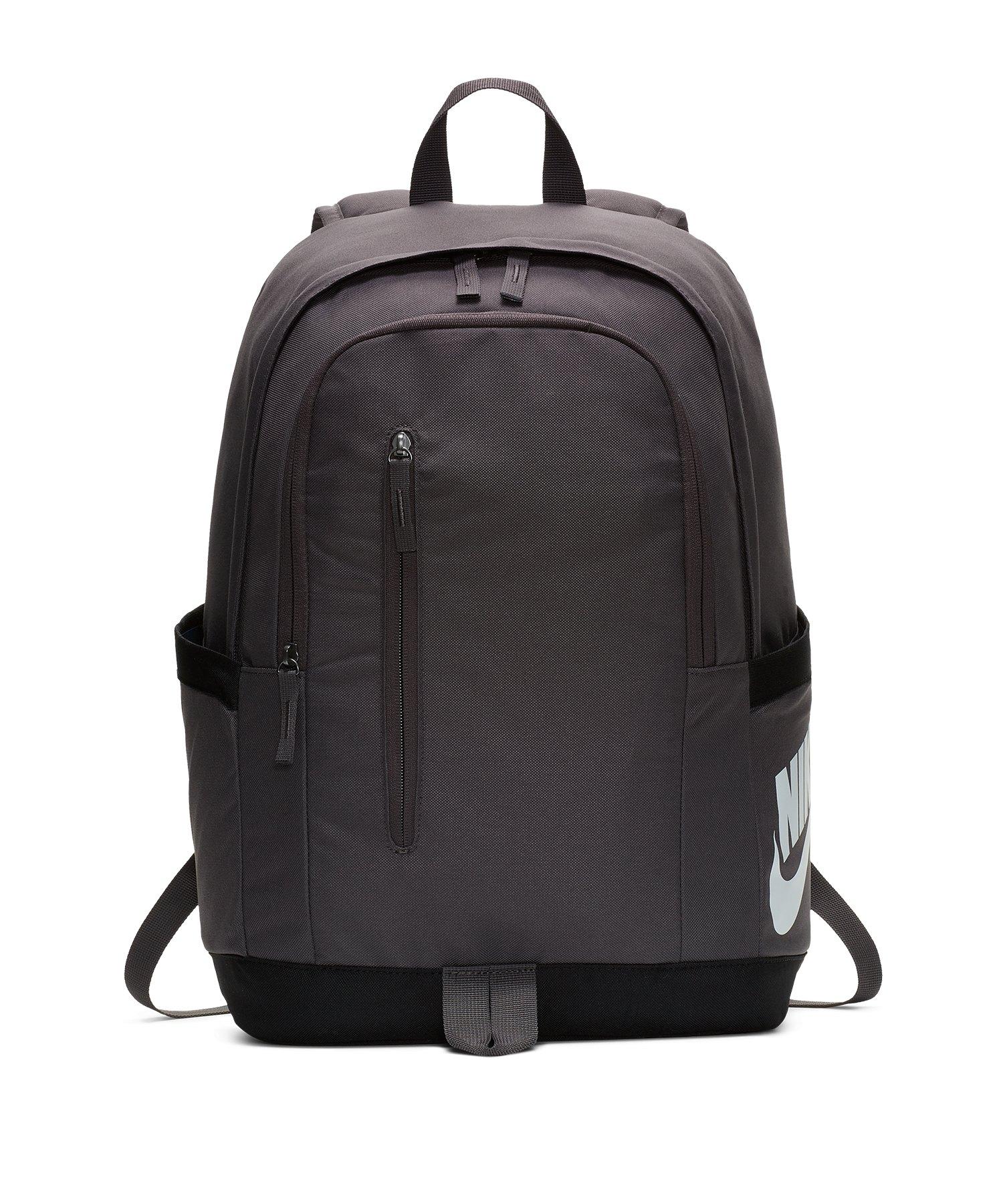 Nike All Access Soleday Backpack Rucksack F082 - grau