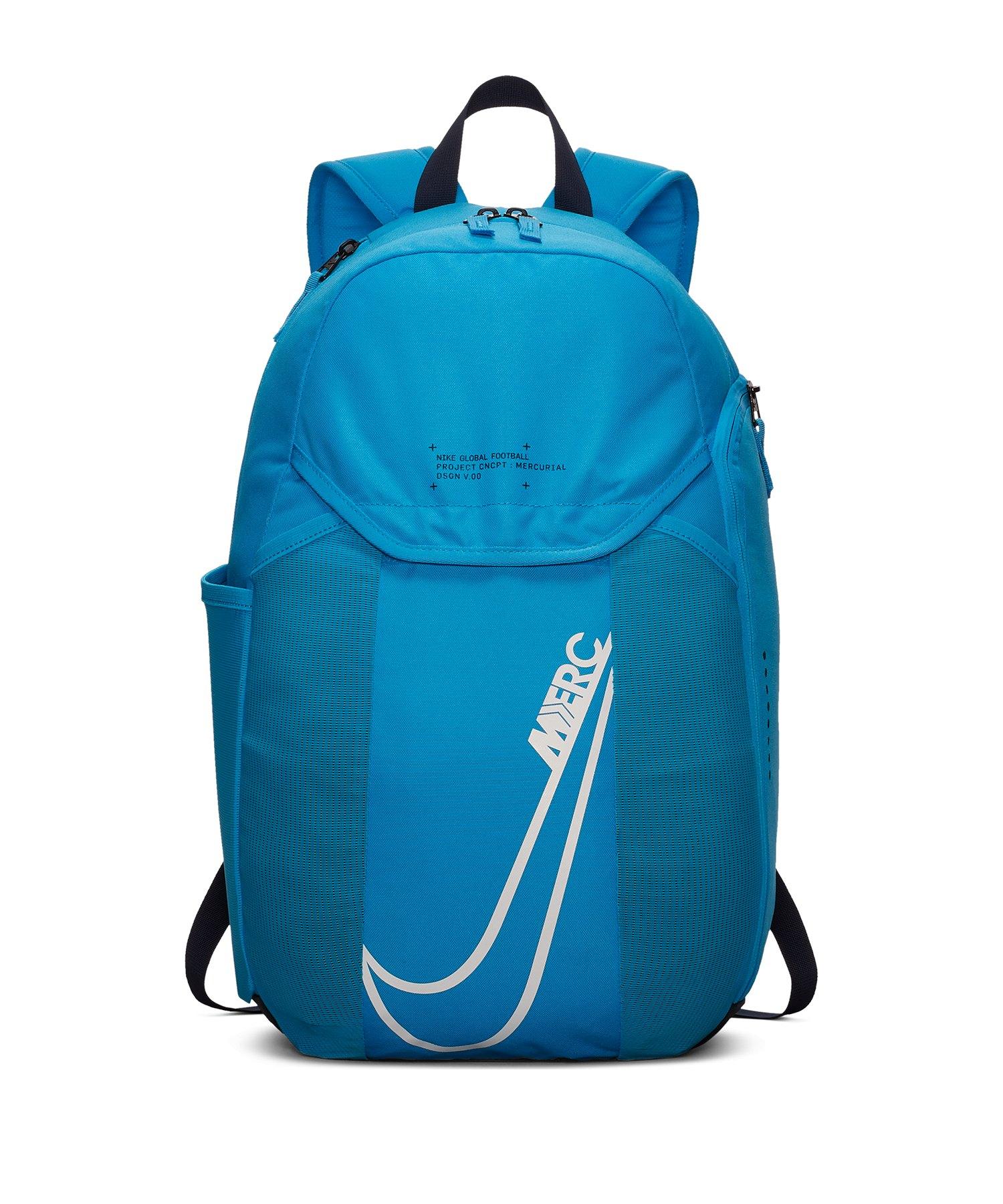 Nike Mercurial Backpack Rucksack Blau F486 - blau