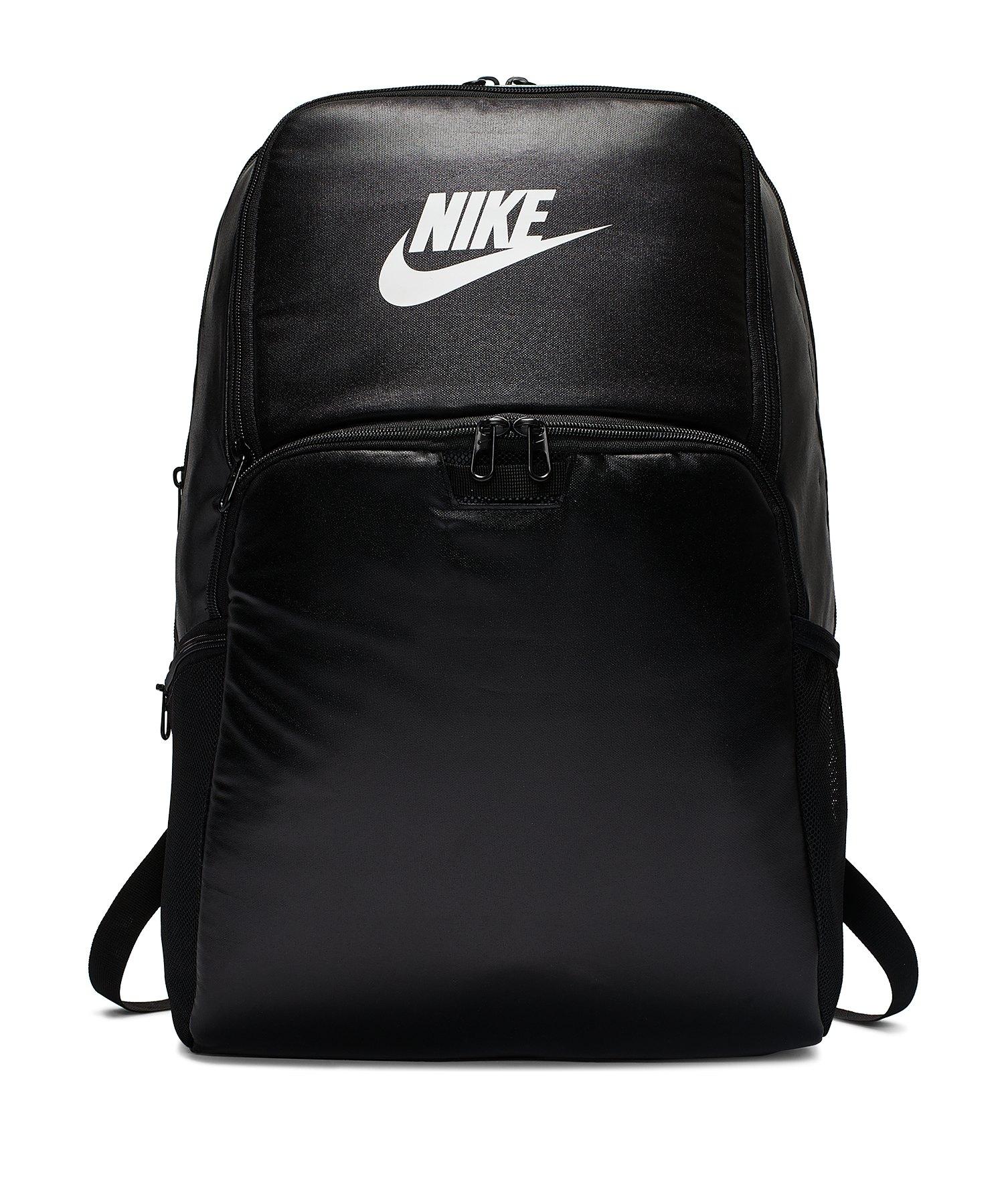 Nike Brasilia 9.0 Backpack Rucksack 30L F011 - schwarz