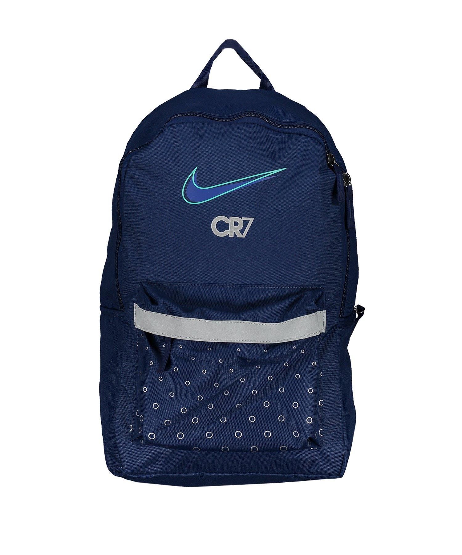 Nike CR7 Rucksack Kids Blau F492 - blau