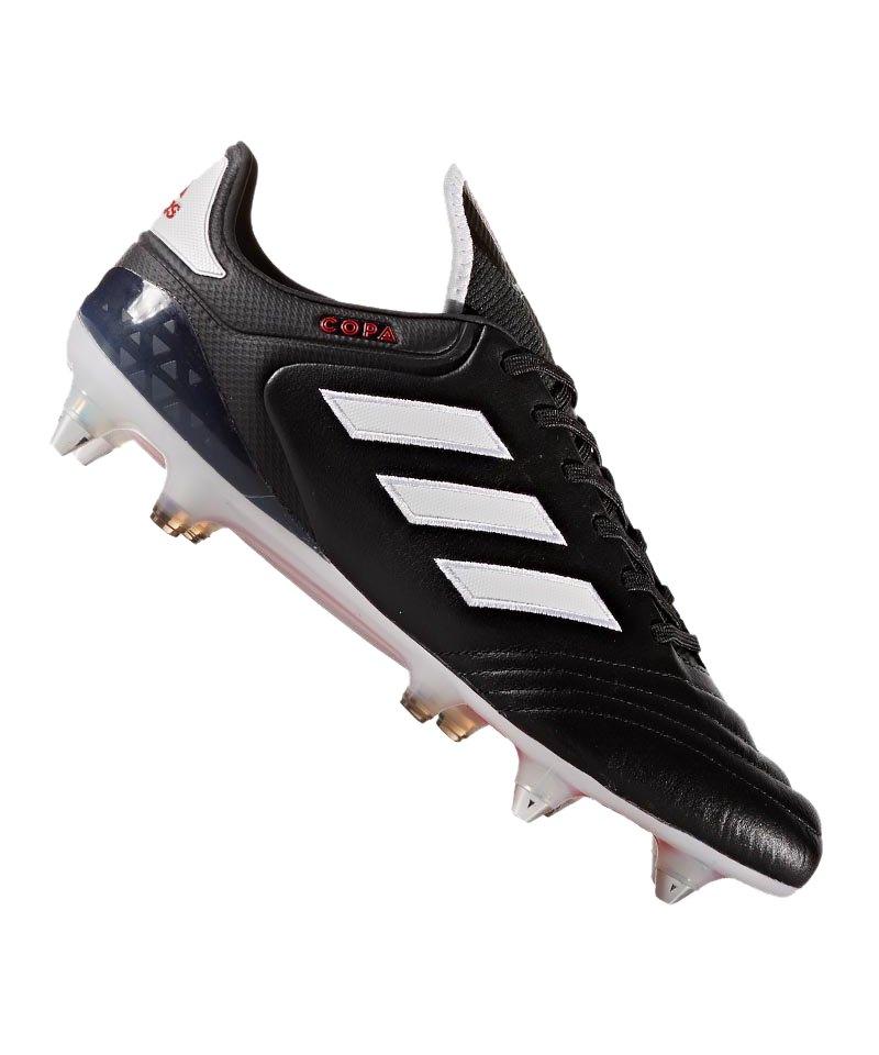 adidas SG COPA 17.1 Schwarz Weiss Rot - schwarz