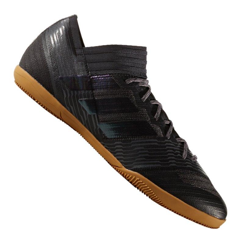 adidas IN Halle NEMEZIZ Tango 17.3 Schwarz - schwarz