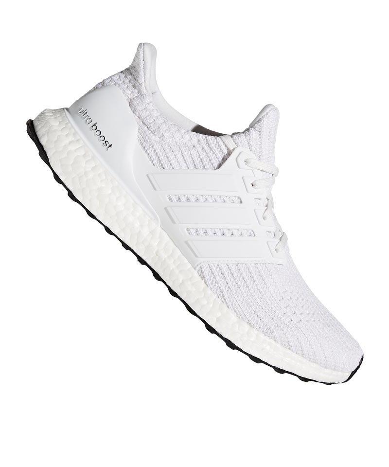 adidas Ultra Boost Running Weiss - weiss
