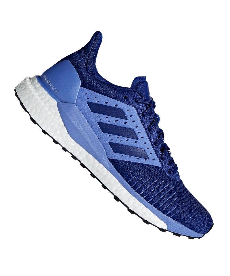 adidas Solar Glide ST Running Damen Blau - blau