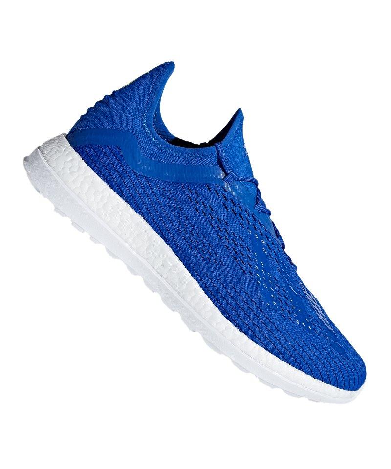 adidas X 18+ Adizero TR Blau - blau