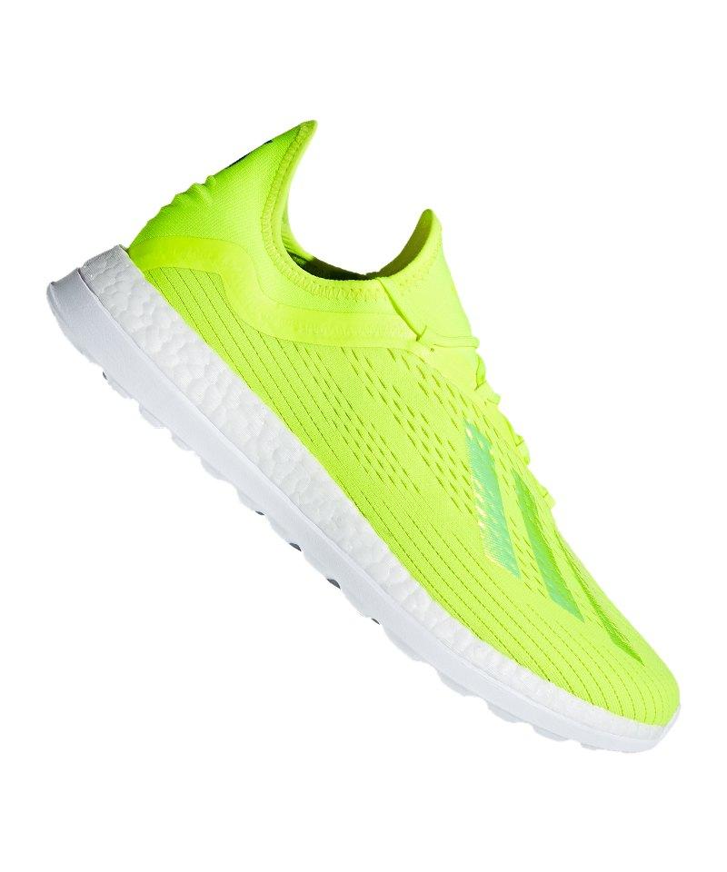 adidas X 18+ Adizero TR Gelb - gelb