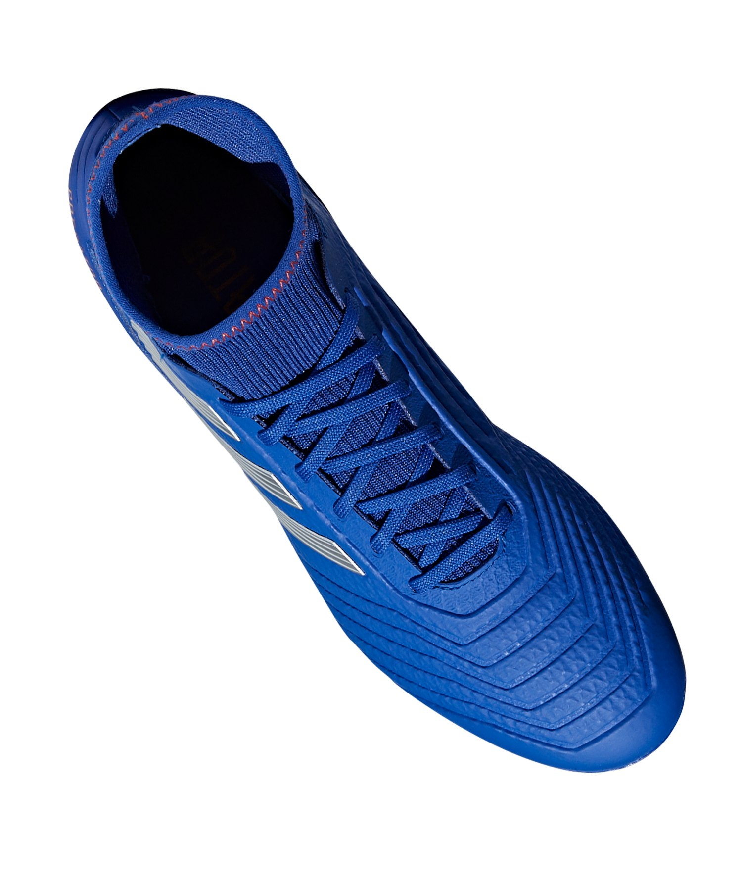 adidas Predator 19.3 AG blau silber rot
