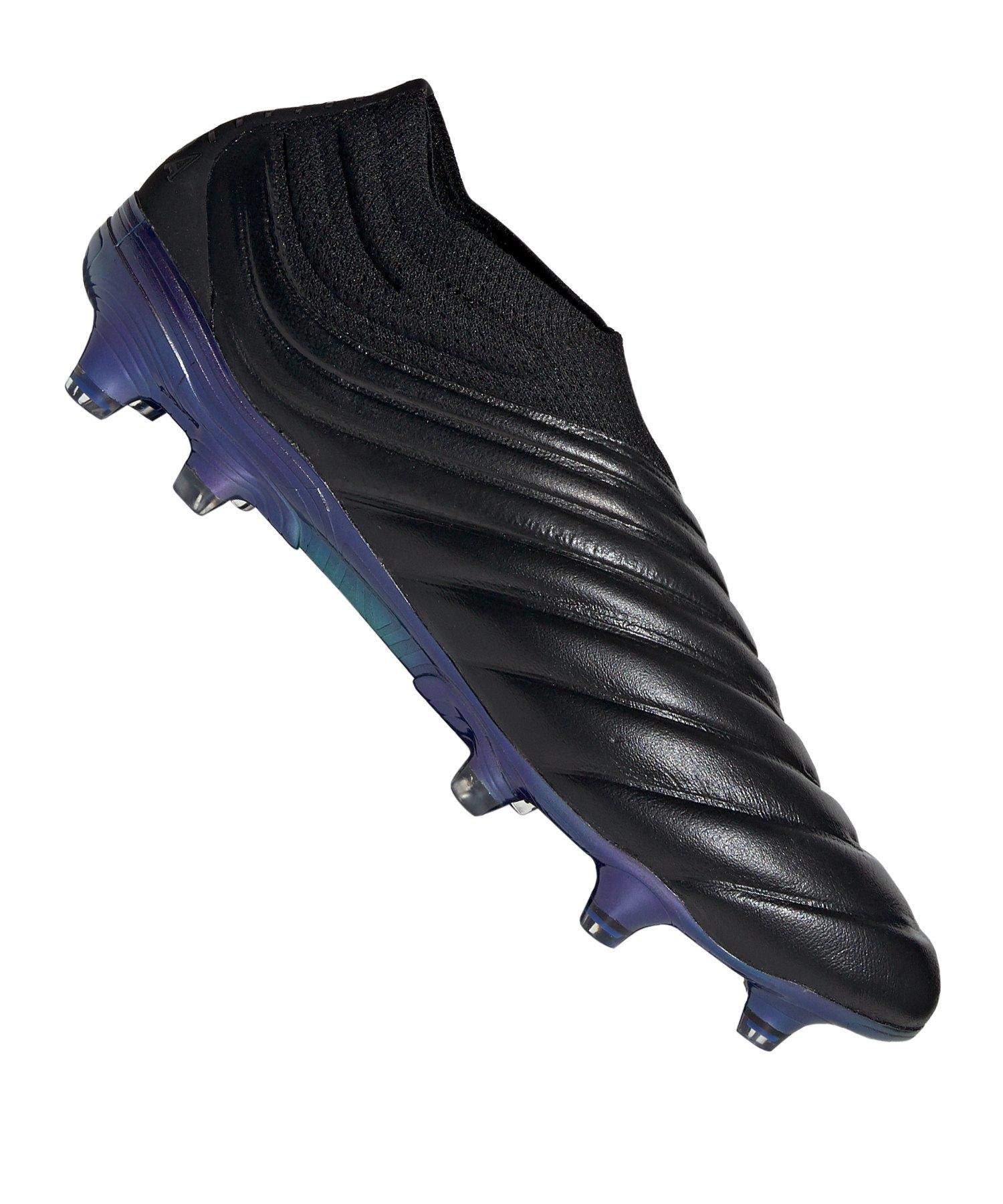 adidas COPA 19+ FG Schwarz - schwarz