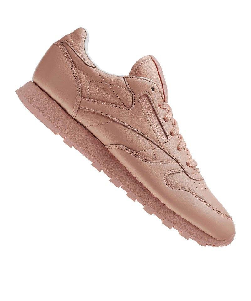 Reebok Sneaker Classic Leather Pastels Damen Rosa - rosa