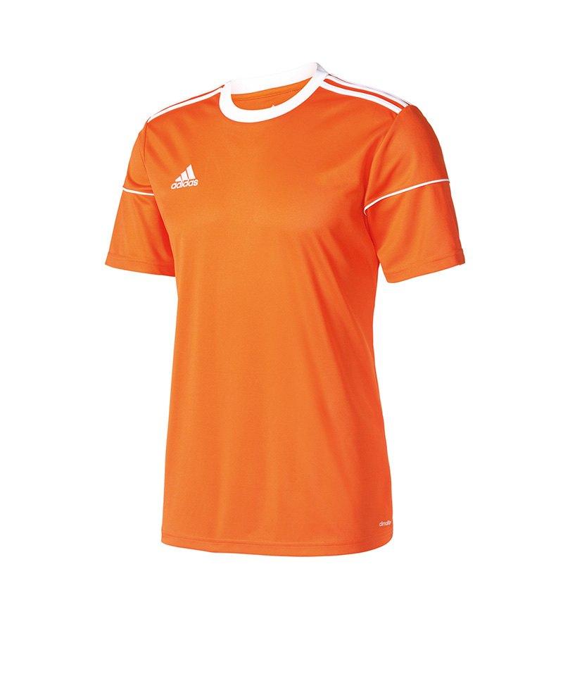adidas Squadra 17 Trikot kurzarm Kids Orange - orange
