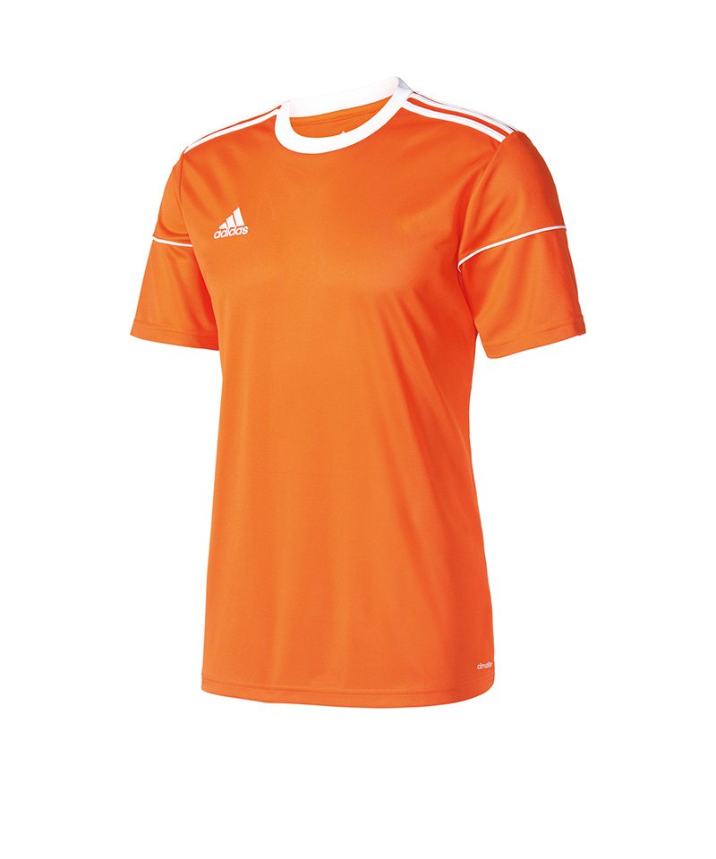 adidas Trikot Squadra 17 kurzarm Orange Weiss - orange