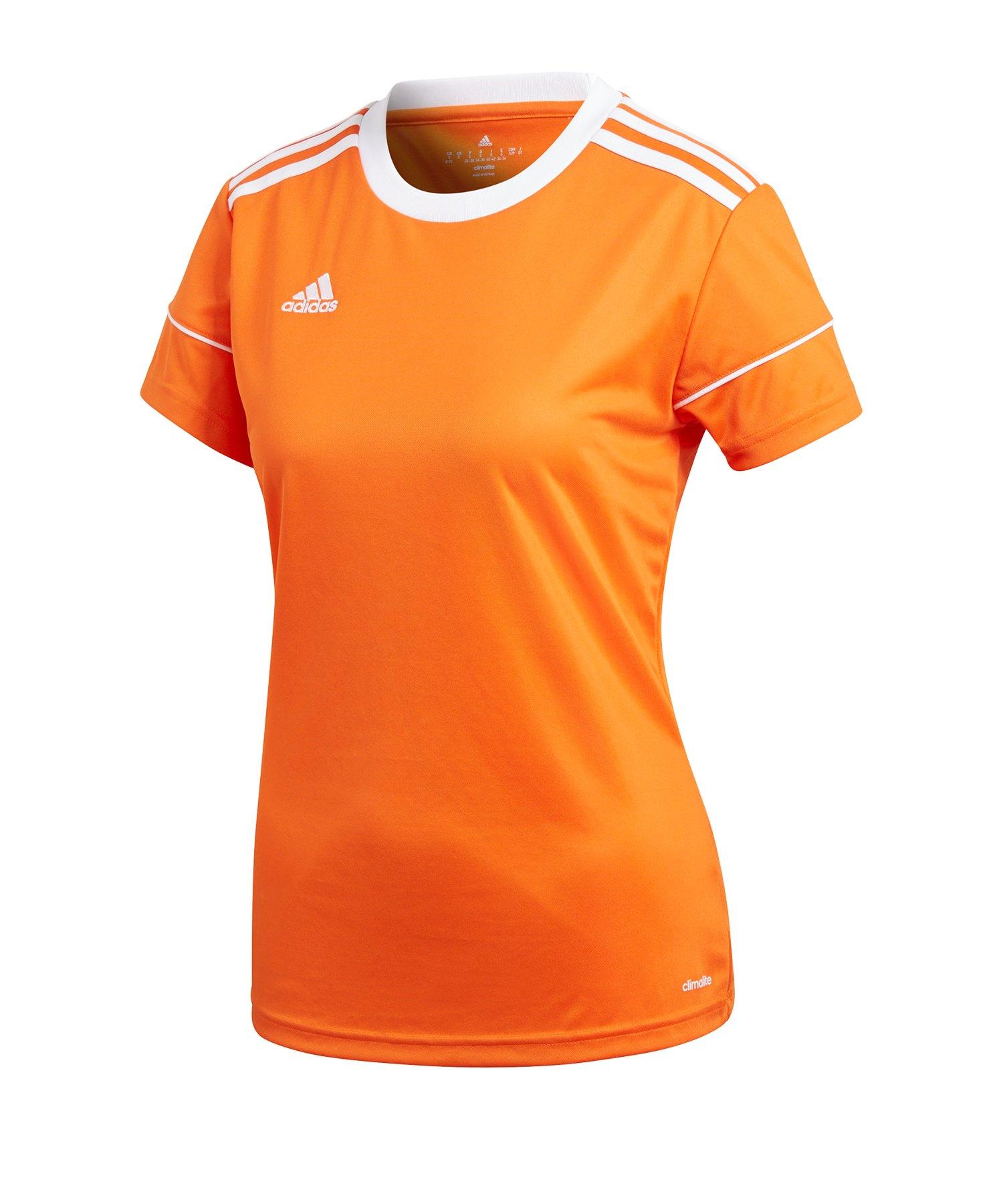 adidas Squadra 17 Trikot Damen Orange - orange
