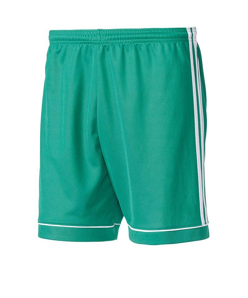adidas Squadra 17 Short ohne Innenslip Kids Grün - gruen