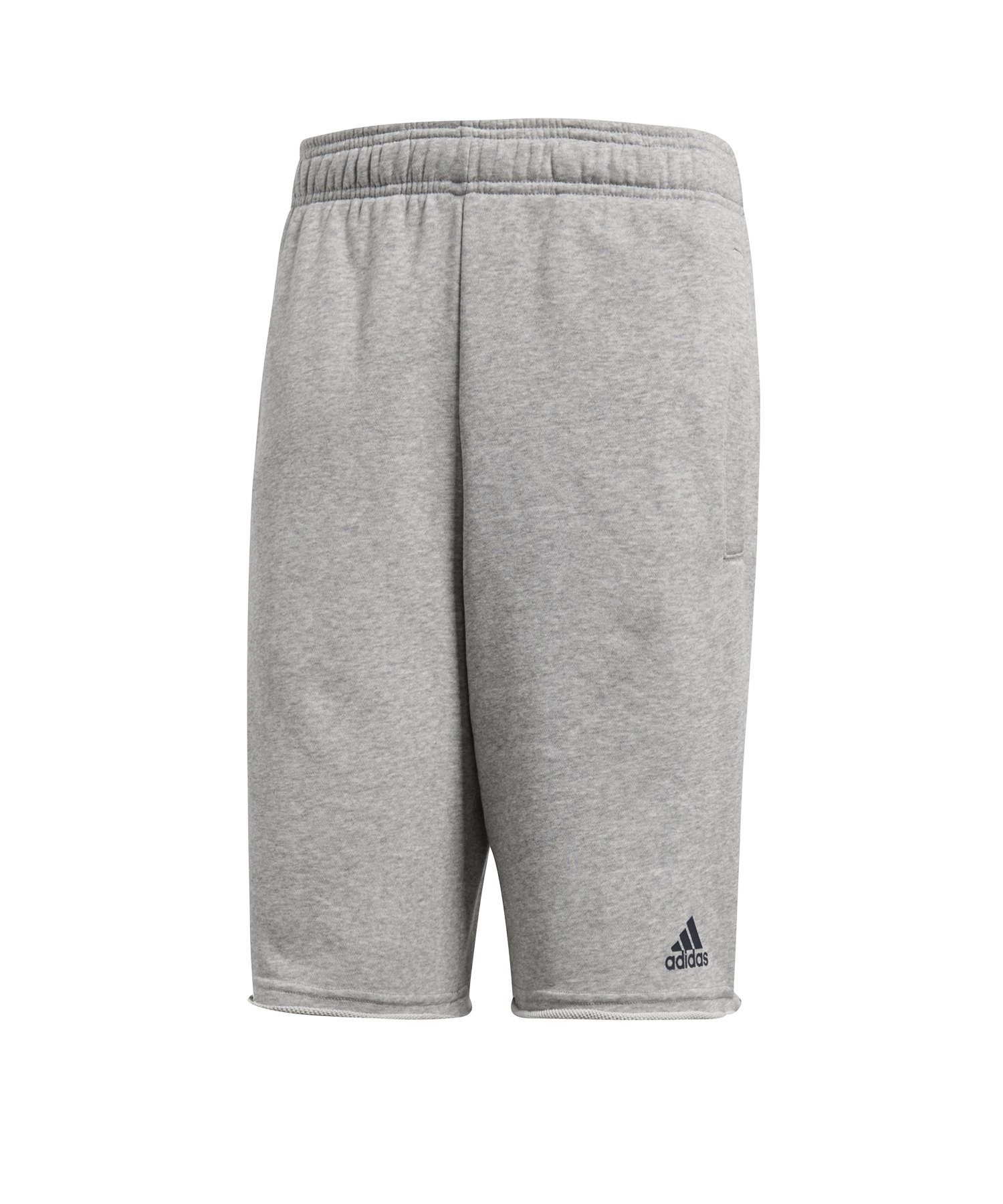 adidas Essentials Raw Ham Short Grau - grau