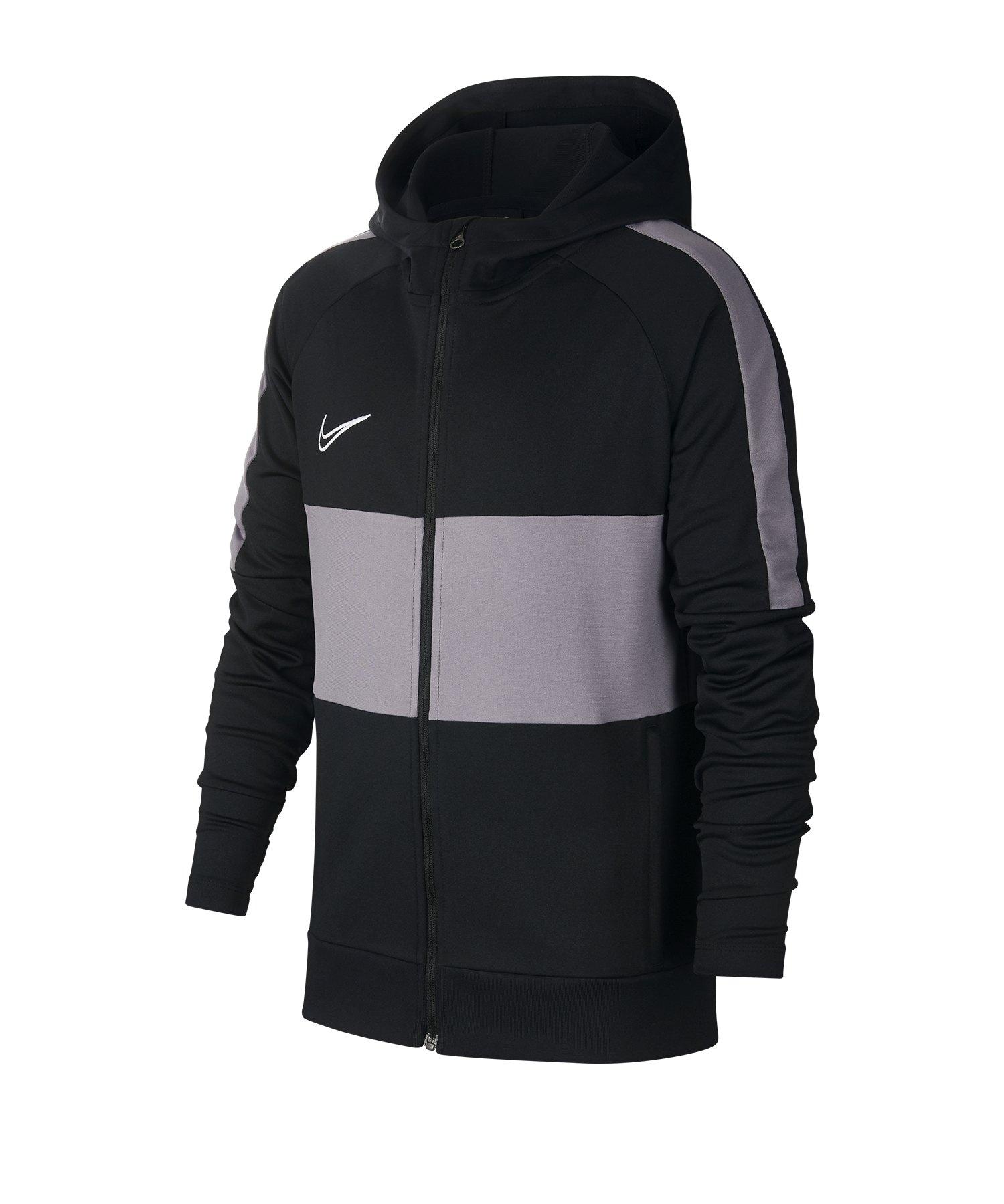 Nike Dri-FIT Academy I96 Kapuzenjacke Kids F011 - schwarz