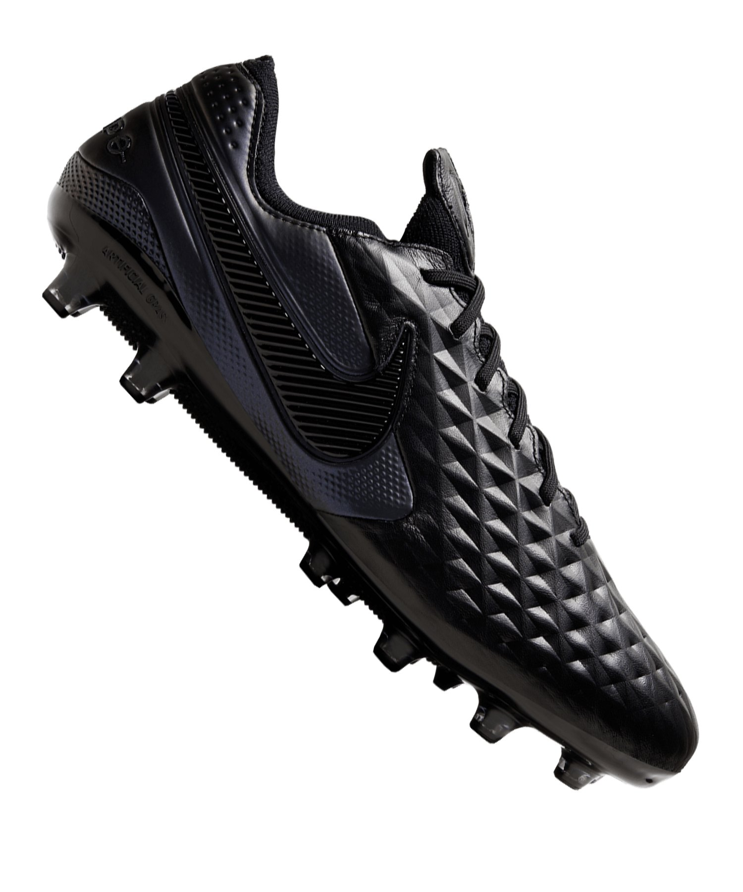 Nike Tiempo Legend VIII Elite AG-Pro Schwarz F010 - schwarz