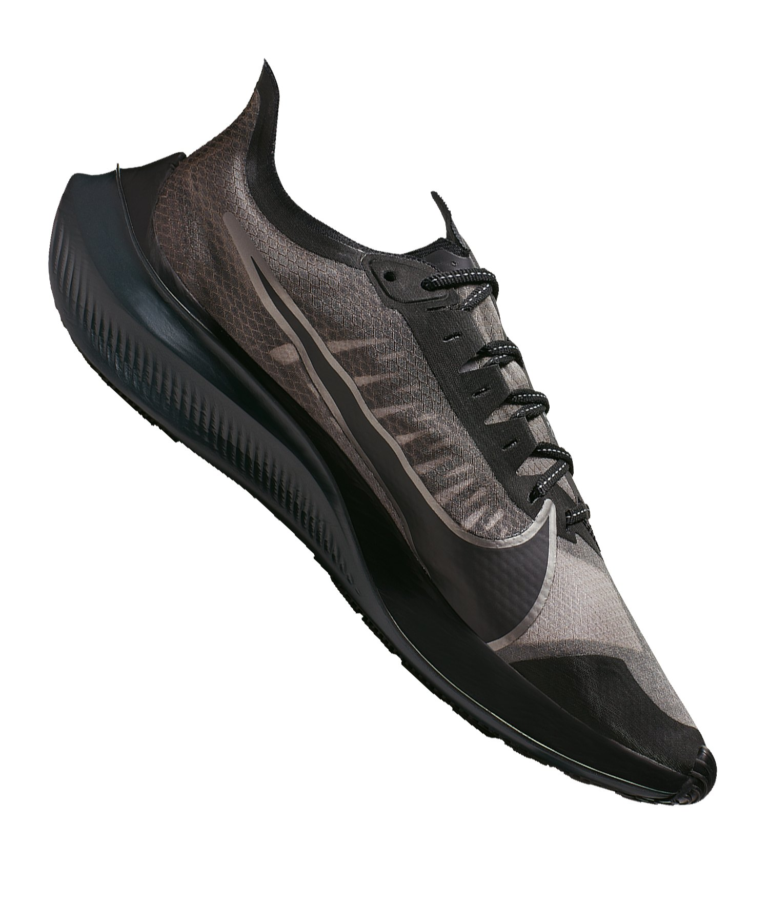 Nike Zoom Gravity Running Beige F004 - schwarz