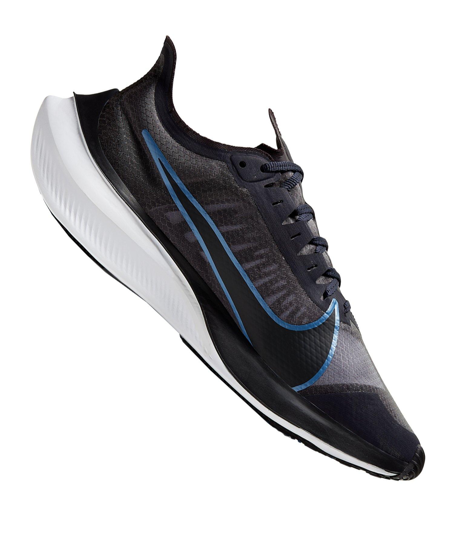 Nike Zoom Gravity Running Grau Blau F007 - grau